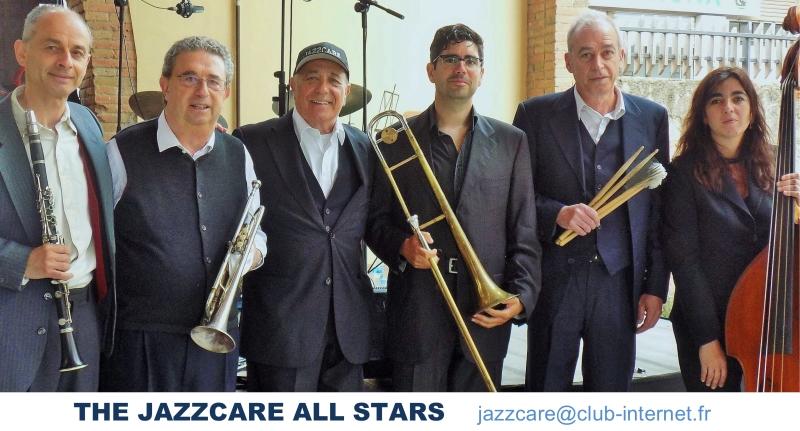 JAZZCARE ALL STARS Street 2017