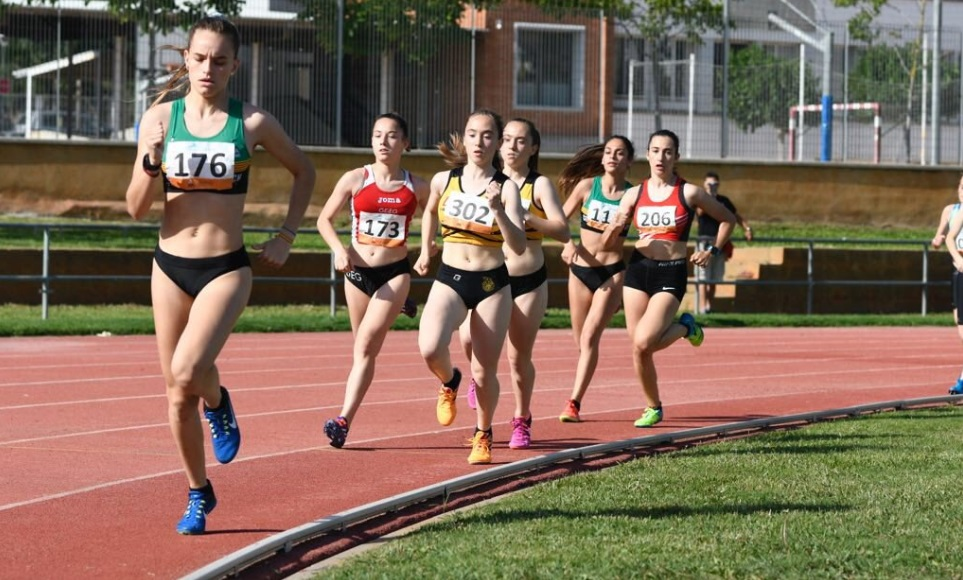 Míting atletisme 2018 proves web